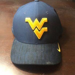 WVU Nike Dri Fit Classic 99 Hat.